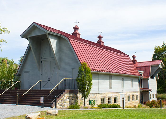 Exterior of Barns of Rose Hill