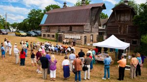 Barns of Rose Hill Groundbreaking
