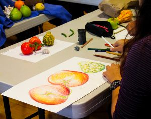 Student Art Workshop