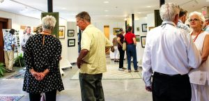Saving Place, Saving Grace Plein Air Exhibit Reception